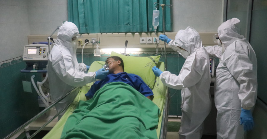 A PANDEMIC'S IMPACT ON SERVICES