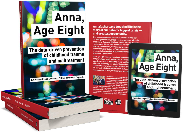 Anna, Age Eight book